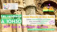 Visite contée à Saint-Emilion - Carte Blanche de Mon Guide du 29/06 au 30/09 (vendredi 10h30)