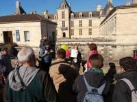 Visite de la Bastide et du château Ducal de Cadillac